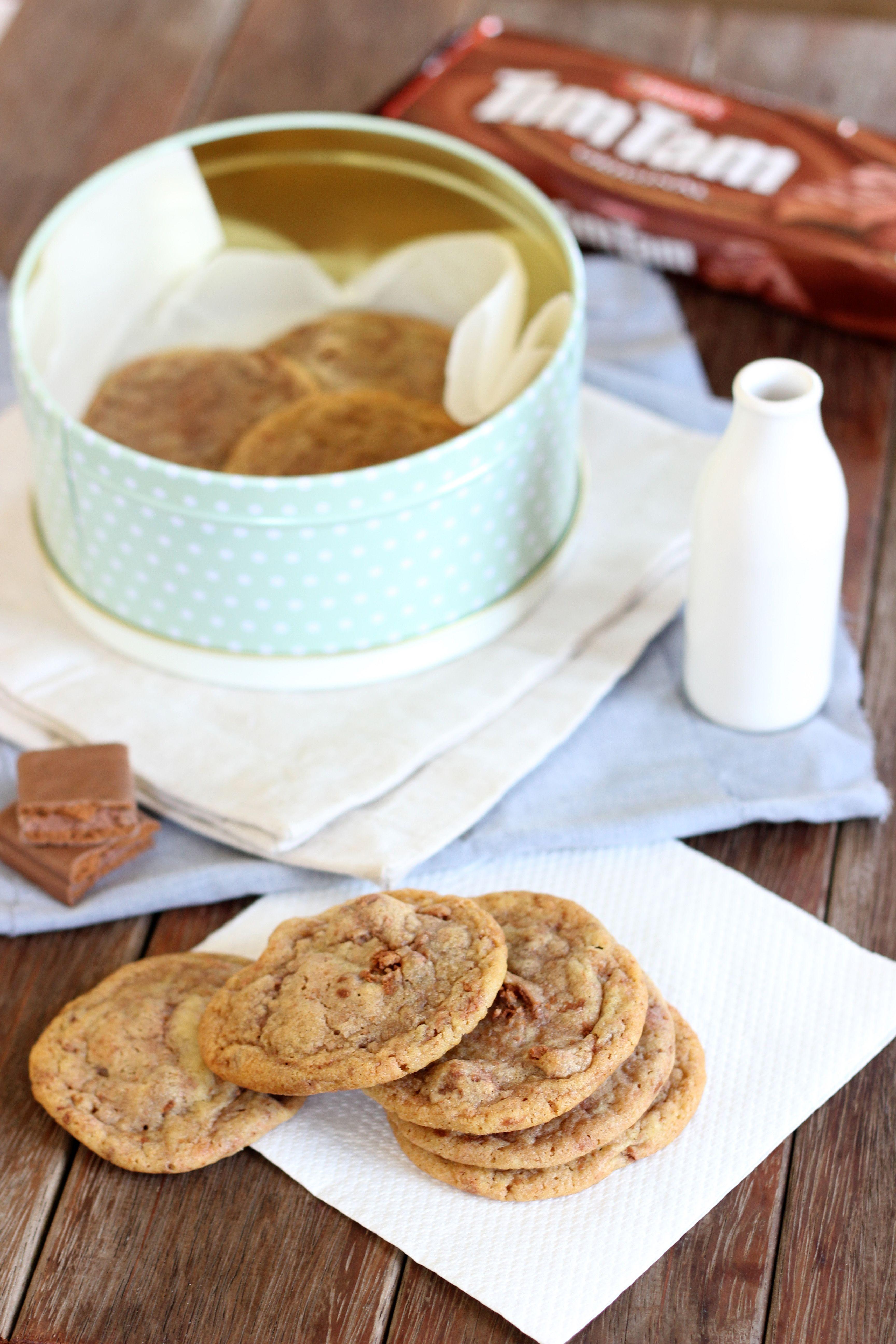 Tim Tam Cookies | Desserts
