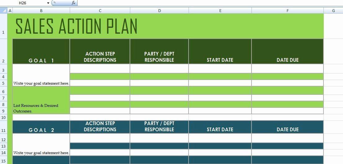 Sales Action Plan Template Excel Elegant Get Sales Action Plan Template Xls Action Plan Template Simple Business Plan Template Marketing Plan Template