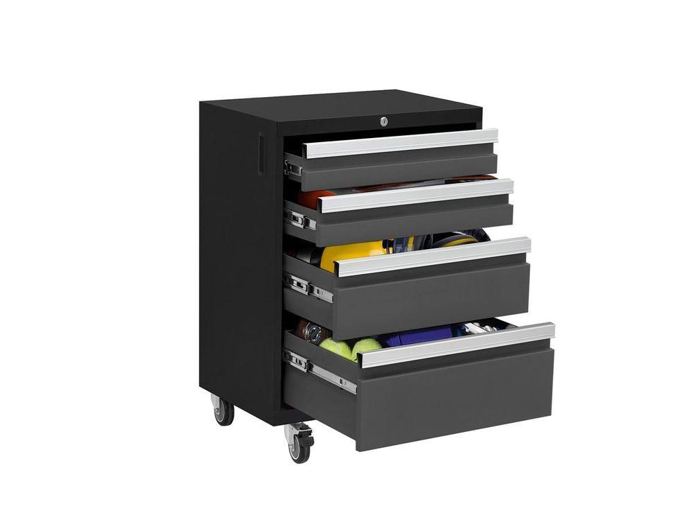NewAge Products Bold 3.0 Series Storage Cabinet 12-piece Set
