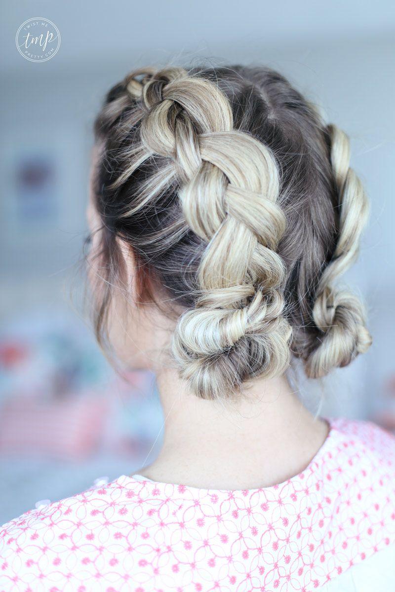 9 Ways To Boxer Braid Your Hair Twist Me Pretty Abby