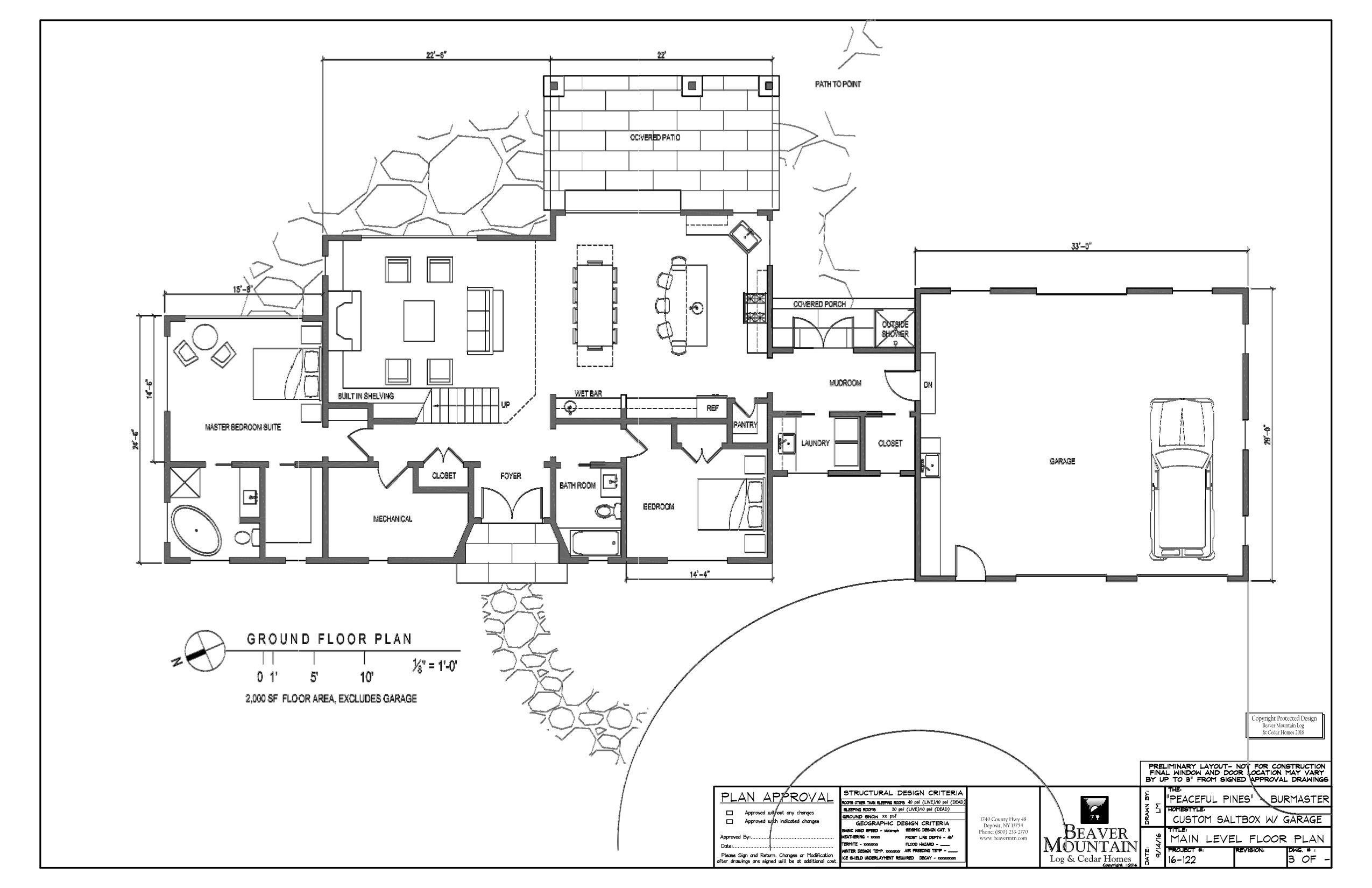 Burmaster First Floor Plan Conceptual Drawing Beavermountainloghomes Floorplan Drawing Concepts Customdesign Custom Floor Plans Floor Plans Cedar Homes