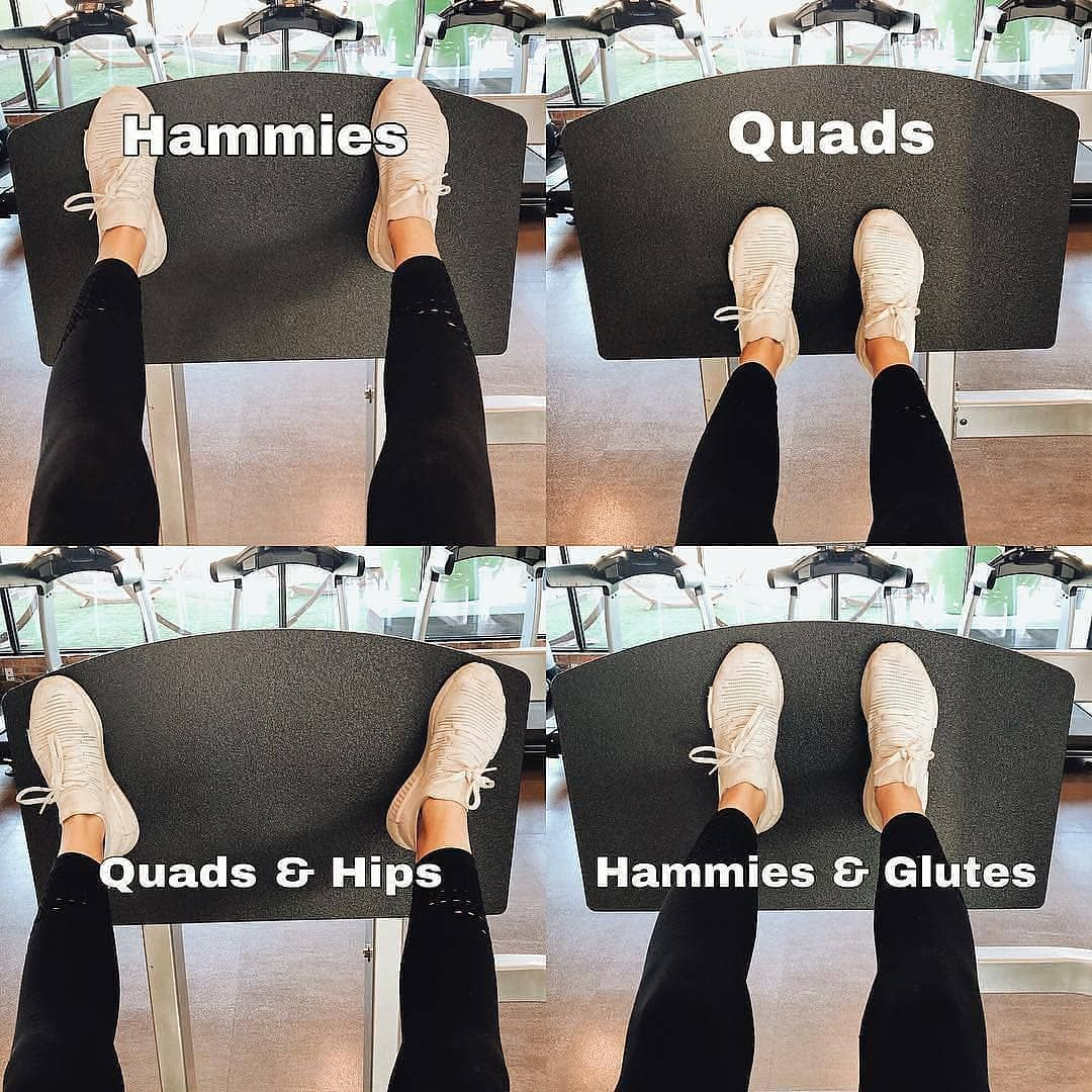"""Health   Nutrition   Fitness on Instagram: """"Foot placement is key! ? I love..."""