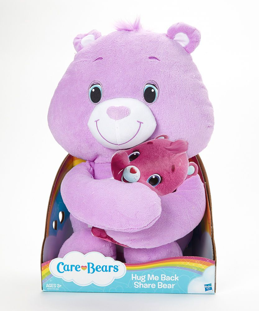 Bears Inch Back Toyalloccasion Hug Me Plush Nib Bear Care 18 Share QxrdChts