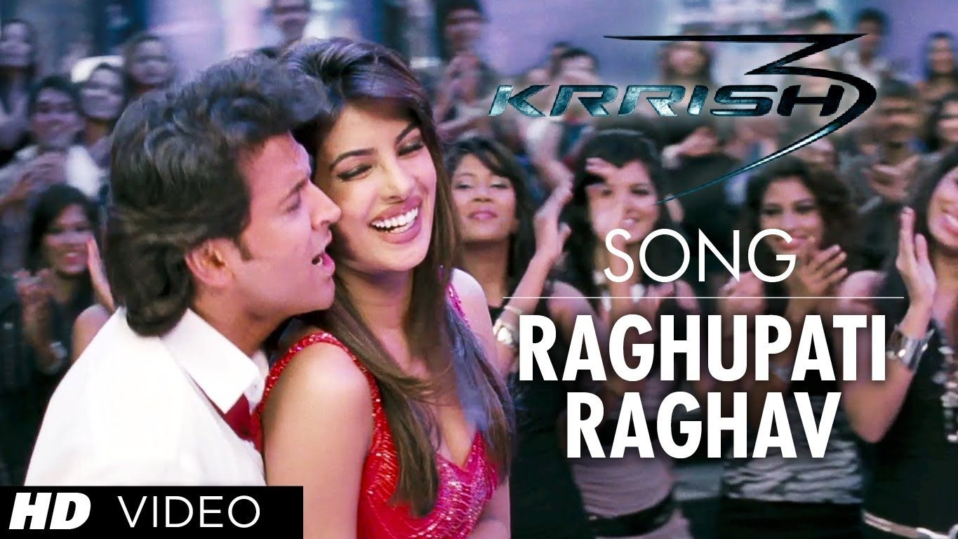 "going viral: ""raghupati raghav"" from upcoming krrish 3 