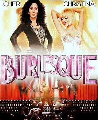Dia Dia: FILME DO DIA: Burlesque – Dublado