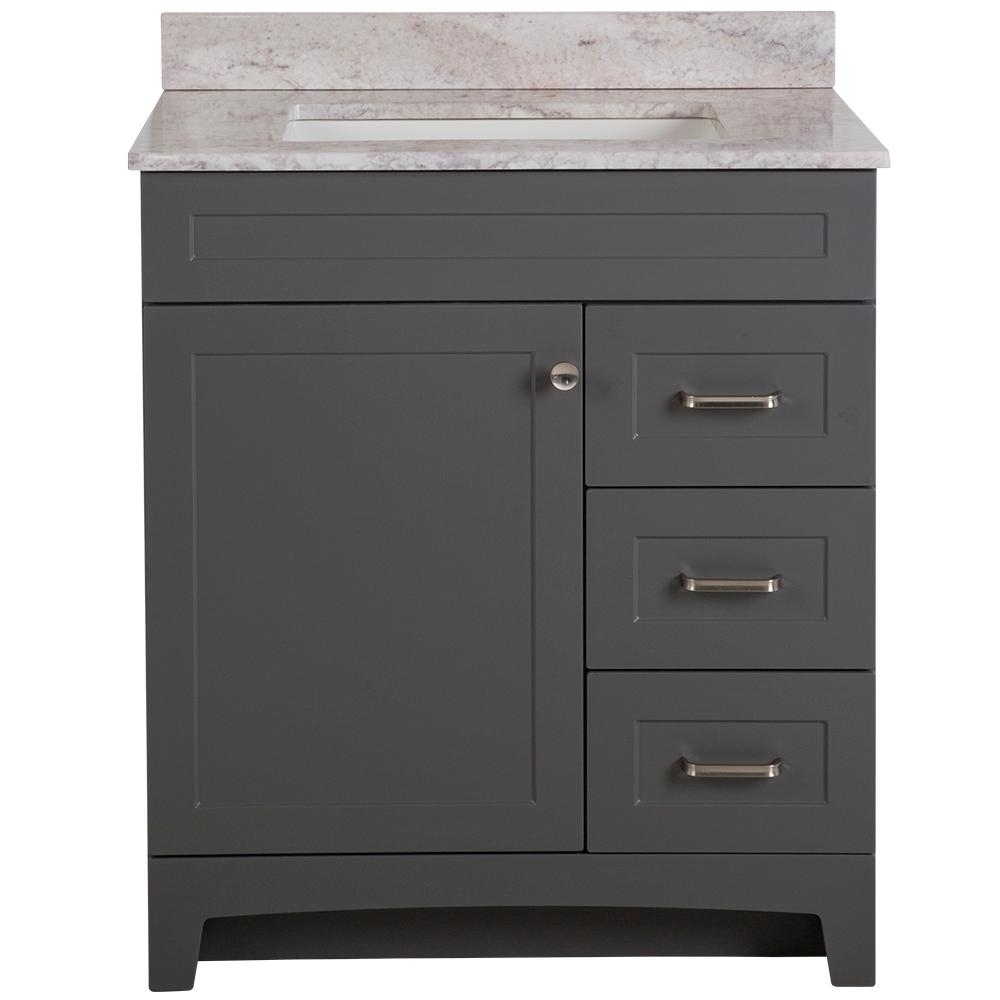 Home Decorators Collection Thornbriar 31 In W X 39 In H Bathroom