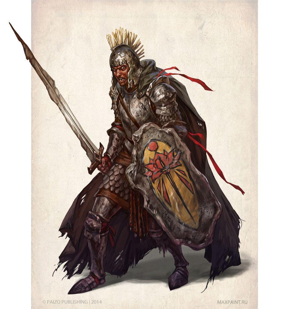 Bhedlis Ekaterina Burmak Fantasy Character Design Fantasy Monster Fantasy Human
