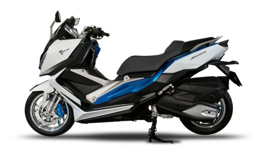 SYM Maxsym 500 | Novedades | Motorbikes, Motorcycle, Bike