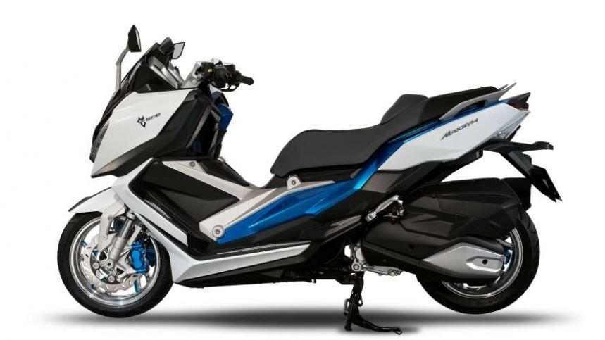 sym maxsym 500 novedades pinterest scooters. Black Bedroom Furniture Sets. Home Design Ideas