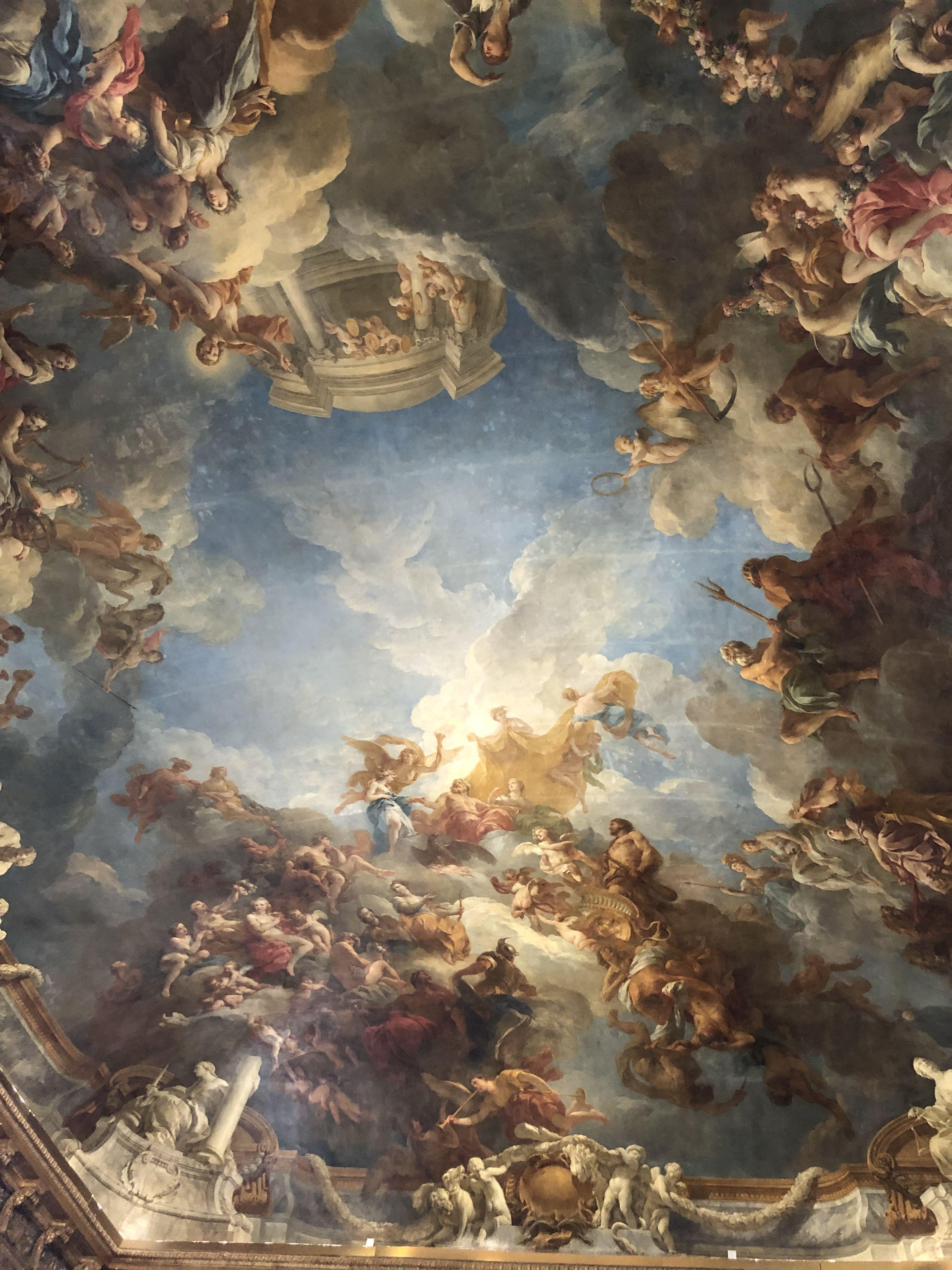 Palace Of Versailles Rococo Art Renaissance Art Baroque Art