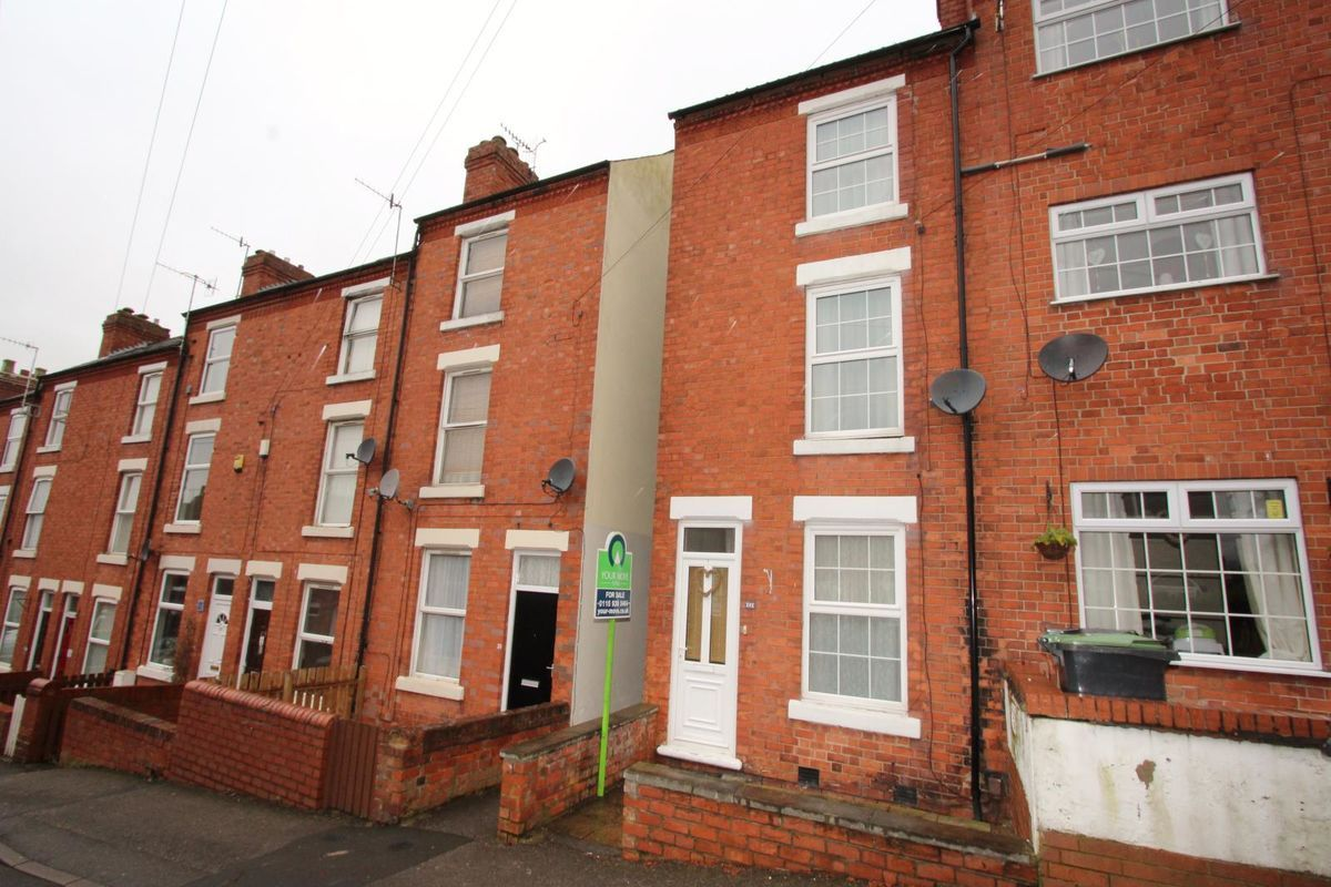 3 Bedroom House For Sale Nottingham Nottinghamshire Ng