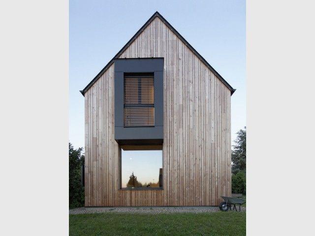 Une maison passive allie inspiration japonaise et performances - budget pour construire une maison