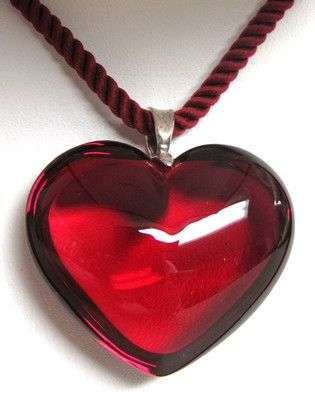Baccarat red crystal heart pendant poker sites banned in usa