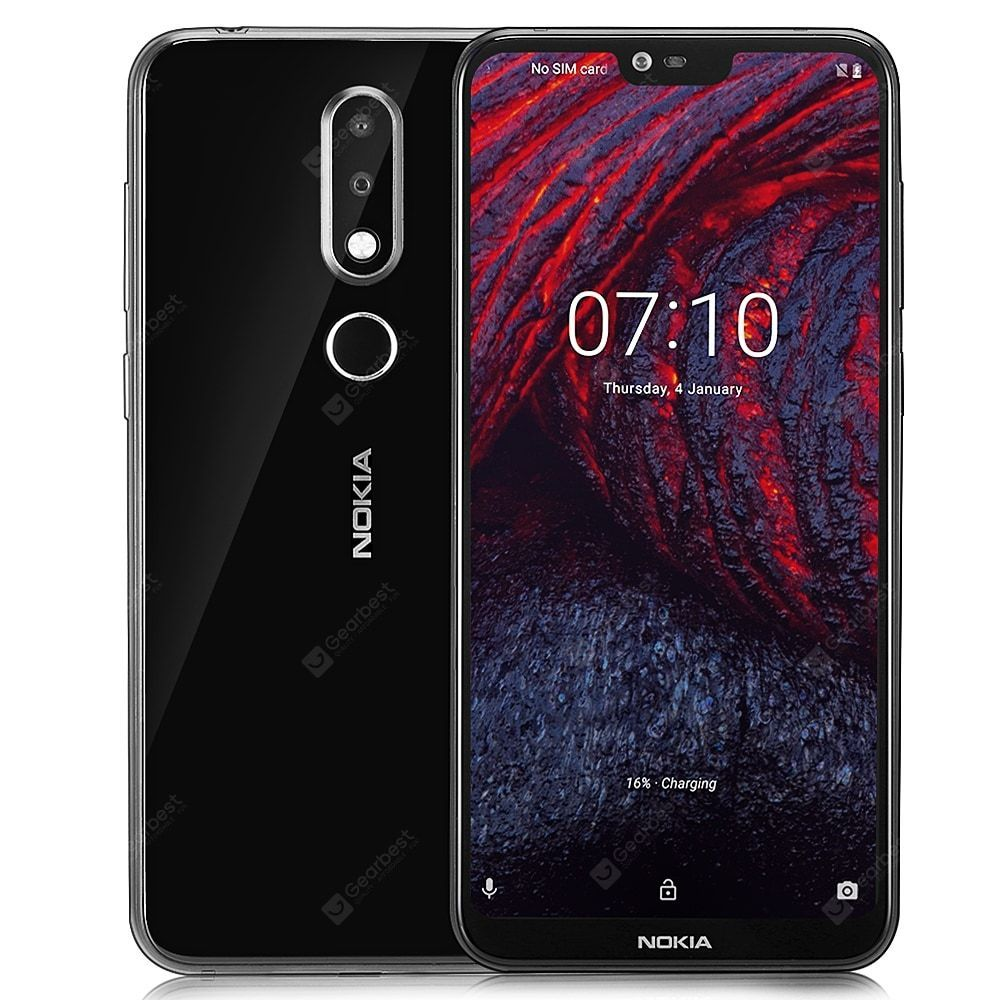 Nokia X6 ( Nokia 6.1 Plus ) 4G Phablet International