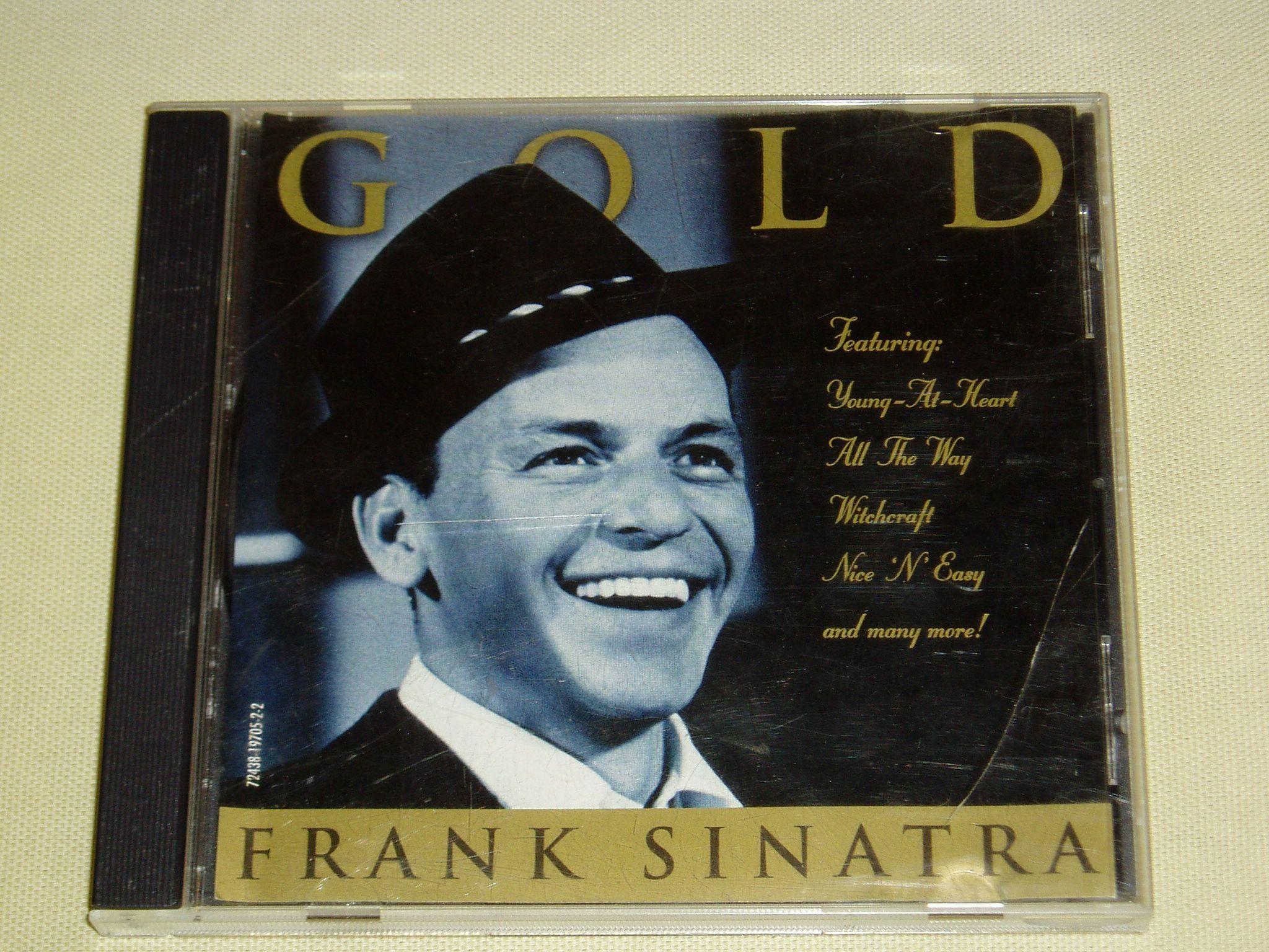 Frank Sinatra Gold CD