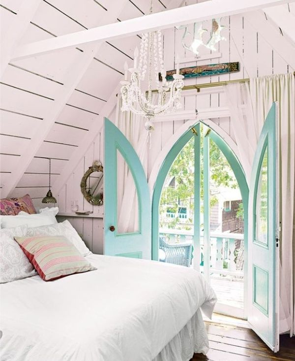 Bedroom Bedroom Pinterest Bedrooms, Beach cottages and Beach