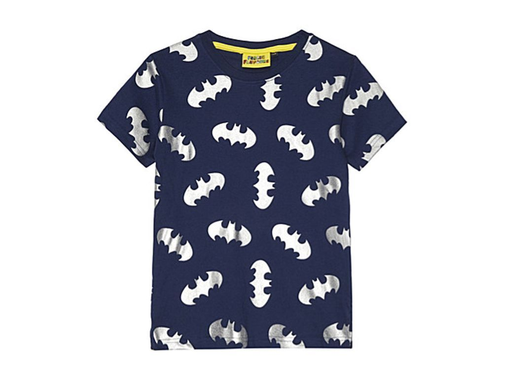 d36785b4864 FABRIC FLAVOURS Metallic batman cotton T-shirt 3-10 years | Other ...