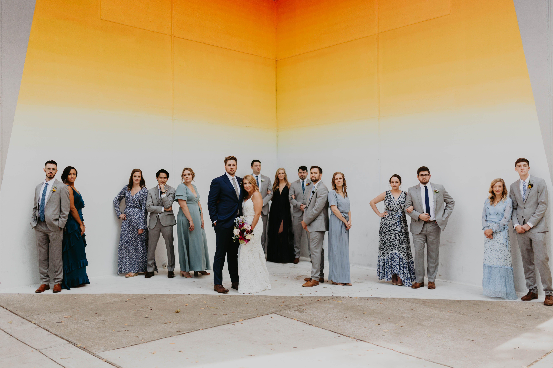 Austin,TX wedding in 2020 Unique bridesmaid dresses