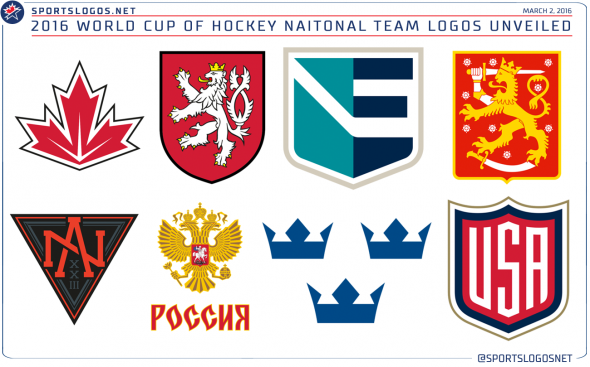 2016 World Cup Of Hockey Uniforms Unveiled Hockey World Cup World Cup Hockey