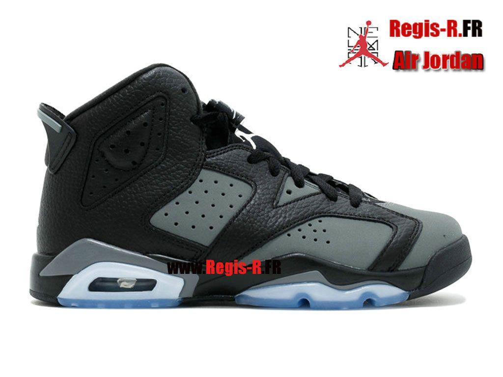 le dernier b78ac a6d28 Air Jordan 6 Retro bg (gs) - Chaussures Basket Jordan Pas ...