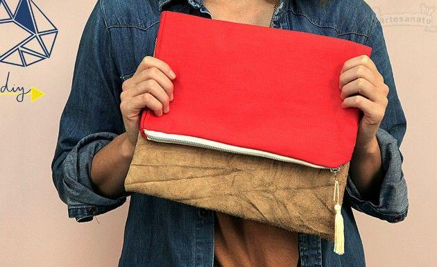 Bolsa artesanal: aprenda como fazer