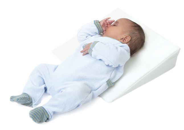 Kussen Voor Baby : Baby kussen in biologisch katoen cm roos sebio