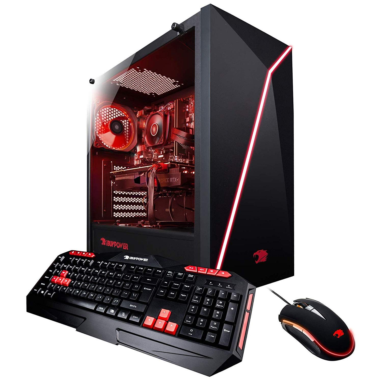 System AMD Ryzen 7 2700x 8Core 3.7 GHz (4.35 GHz Boost