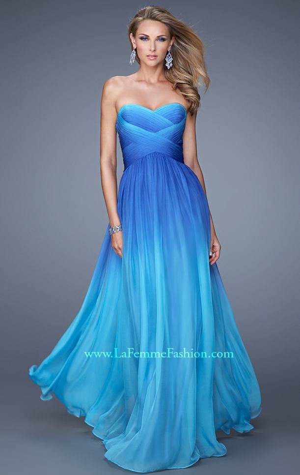 La Femme 21515 Dress - MissesDressy.com