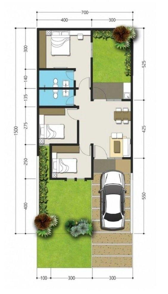 Pin De Livio Avice Em Floor Plan Projetos De Casas Simples Maquetes De Casas Plantas De Casas
