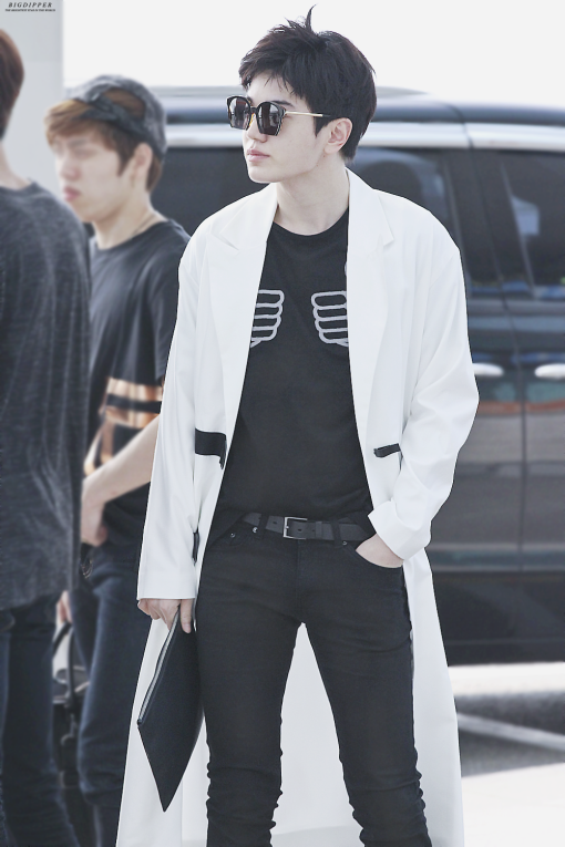 150509 Sungjong Incheon Airport Kansai Airport Infinite Pinterest Incheon