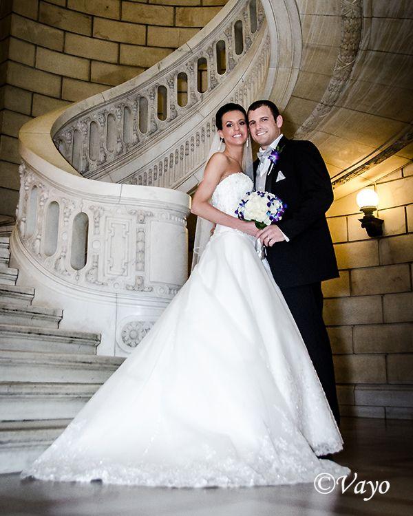 Wedding Gowns Cleveland Ohio: 2013 Wedding In Cleveland Ellie Vayo Photography