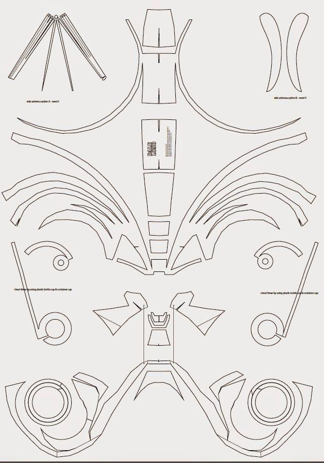 Related Image Maskmaking Paper Art Design Diy