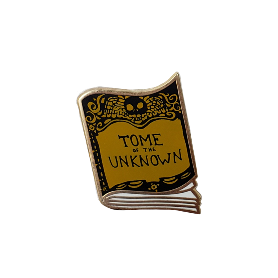 Over The Garden Wall Tome Of The Unknown Hard Enamel Pin