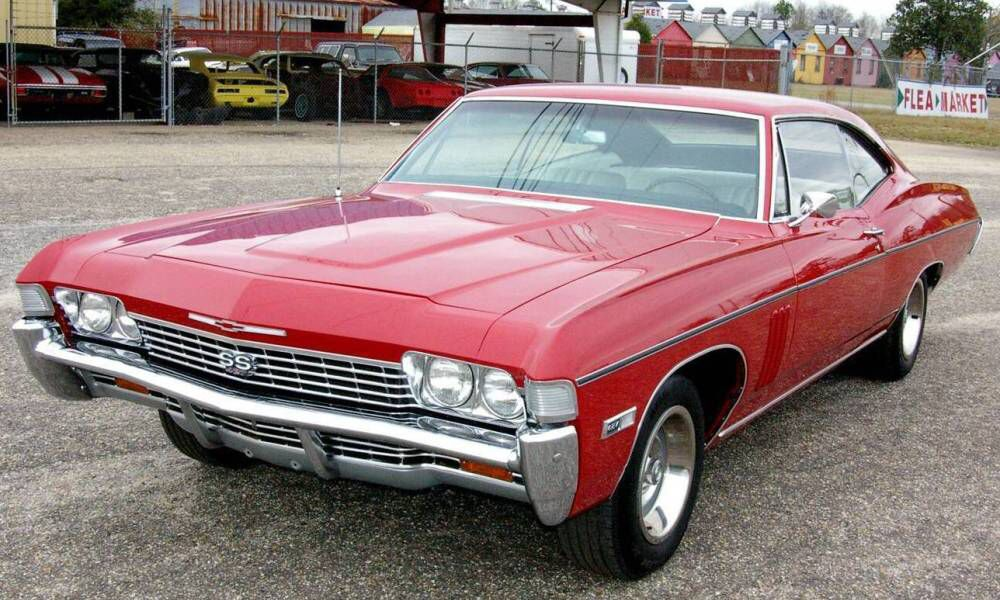 Image From Http Www Remarkablecars Com Main Chevrolet Chevrolet 00413 1 Jpg Chevrolet Impala Classic Cars Classic Cars Muscle
