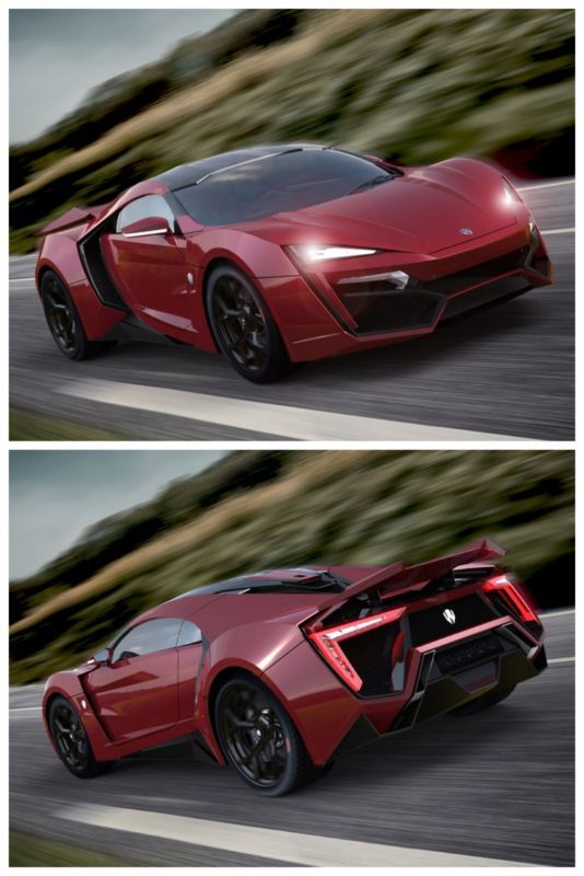 10 Of The Best Cars Never Built Super Cars Lykan Hypersport Concept Cars