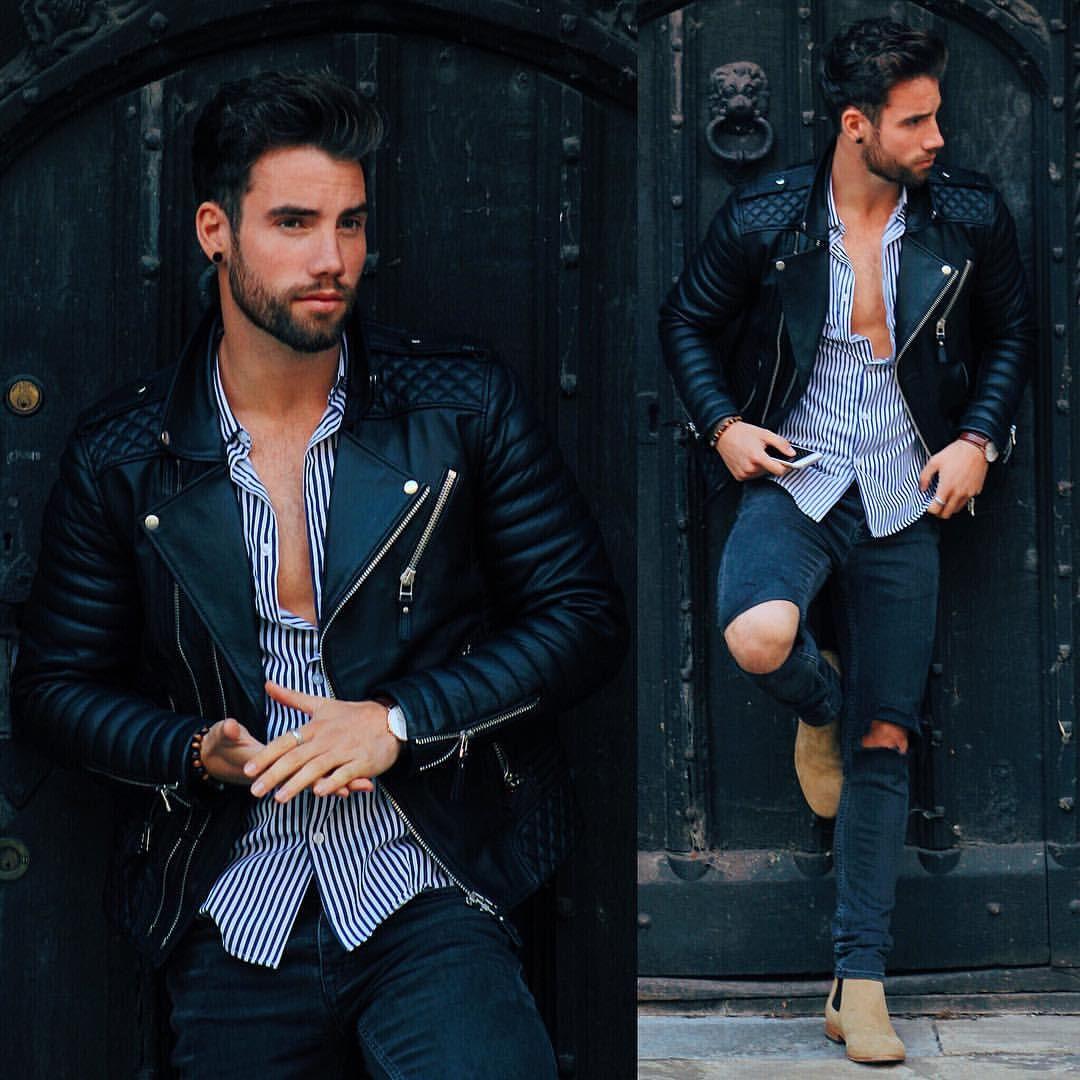 Leather jacket instagram - Sieh Dir Dieses Instagram Foto Von Chezrust An Gef Llt 6 531 Mal