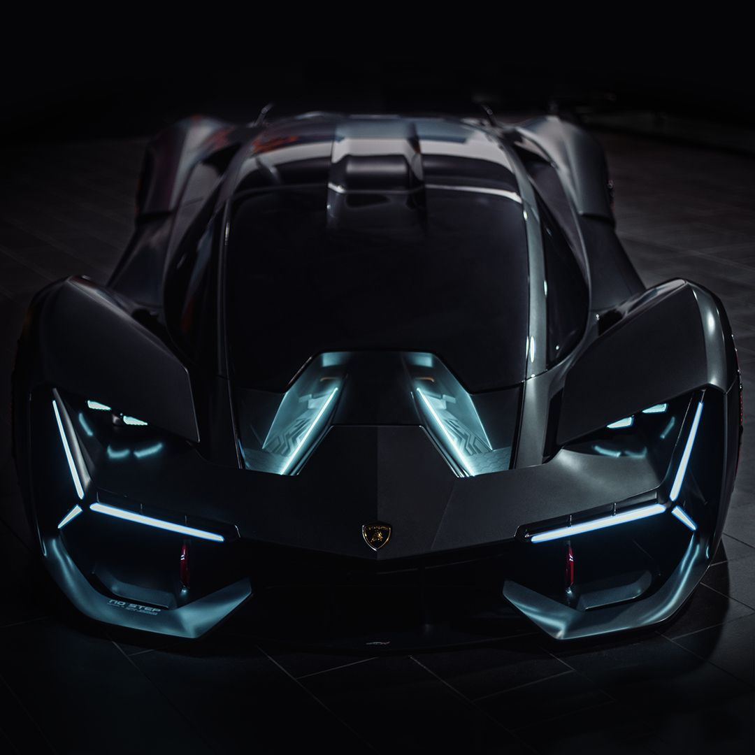 Beauty Shaped Into Innovation It S Lamborghini Terzo Millennio The Super Sports Car Of The Fu Best Luxury Sports Car Sports Cars Lamborghini Super Sport Cars