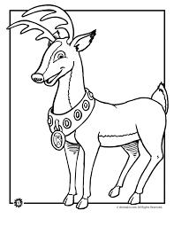 Image result for reindeer drawing