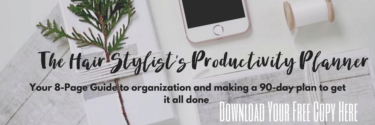 Blog 90 day plan, Salon marketing, Stylists