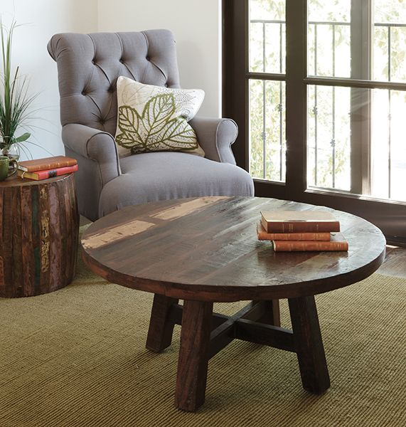 Best 25 Rustic Dining Tables Ideas On Pinterest: Best 25+ Round Coffee Tables Ideas On Pinterest