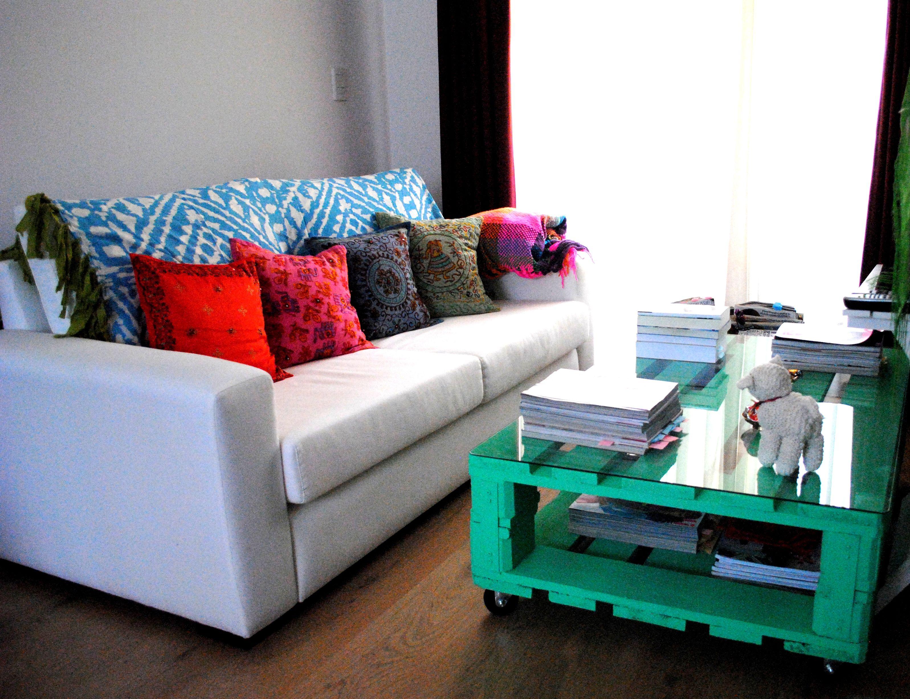 Mesa ratona con palets tienda l 39 entrepot pinterest - Ideas con pallets ...
