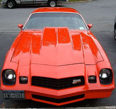Chevrolet Camaro Chevy Camaro Z28 Chevy Muscle Cars