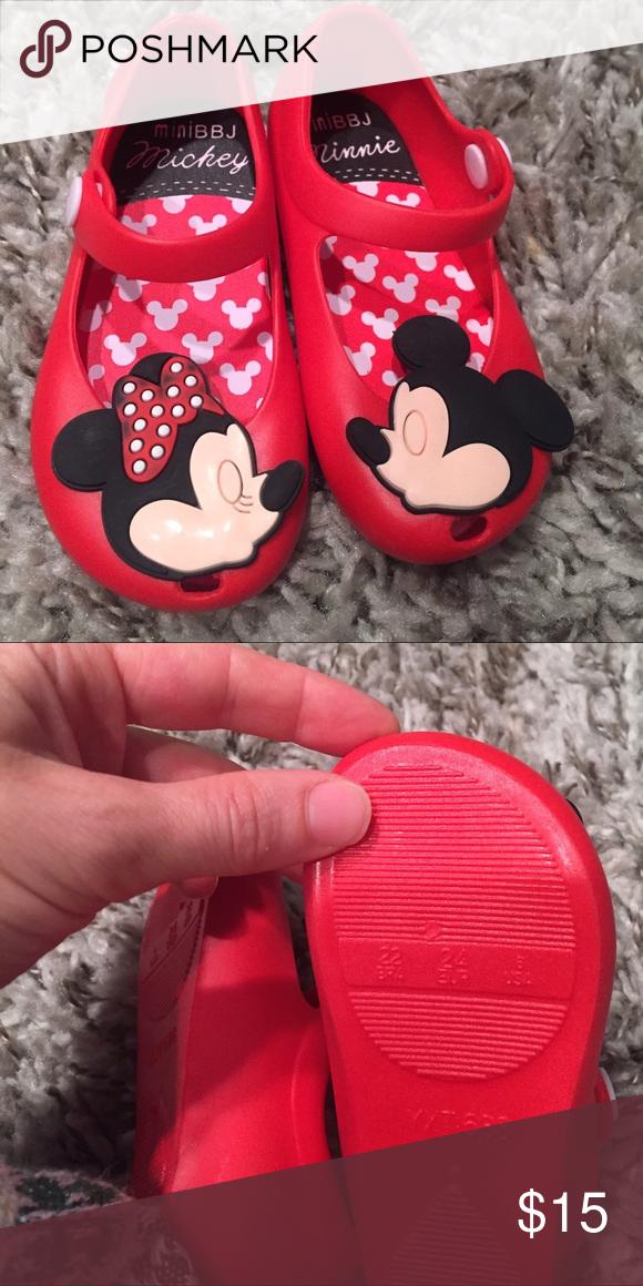 Minnie Mouse Mickey Mouse mini Melissa