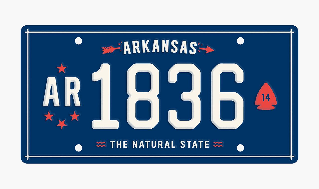 50 Designers 50 States 50 New License Plates License Plate License Plate Designs Design Texas paper license plate template