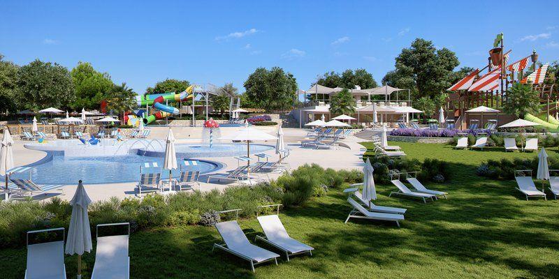 CampingIN-Park-Umag-landscape_2 Vakantie Pinterest Campsite - camping a marseillanplage avec piscine