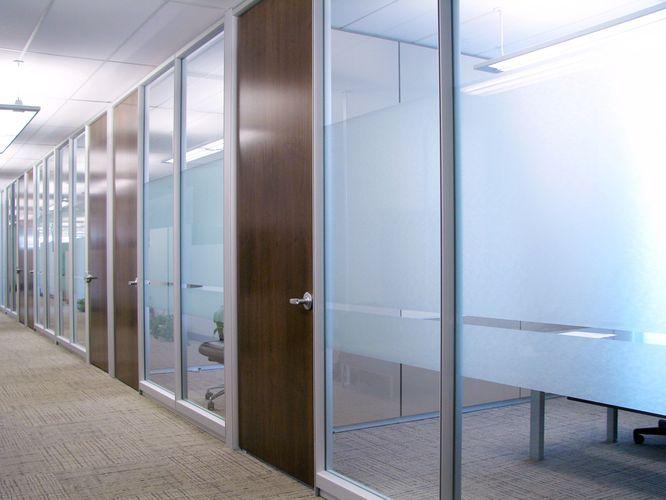 office corridor door glass. Office Corridor - DIRTT Environmental Solutions Pivot Doors Door Glass