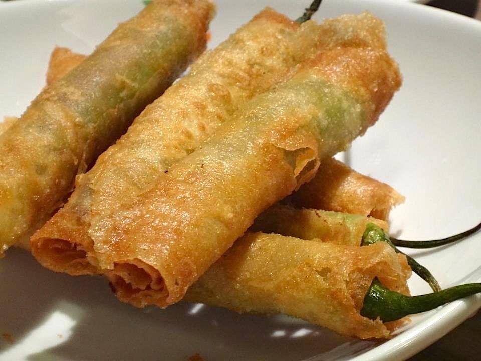 Filipino Lumpia Lumpia Recipes Food