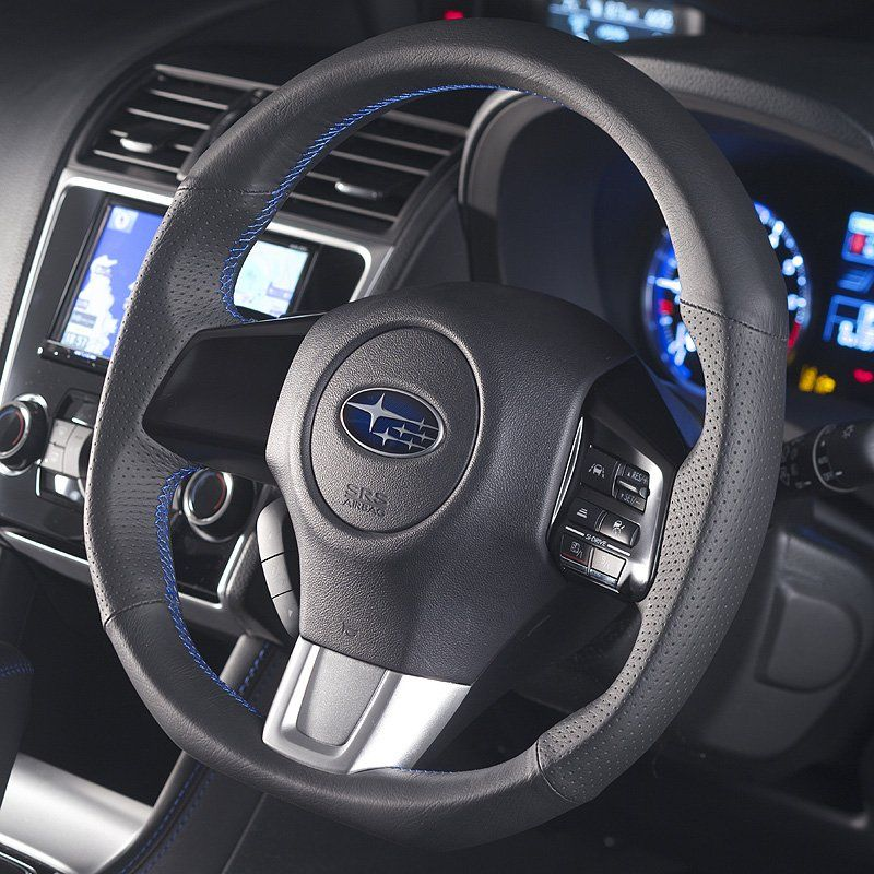 DAMD Has Released A Premium Steering Wheel For The 2015 WRX / STI Which  Allows You To Retain Use Of Your Factory Airbag And Controls.