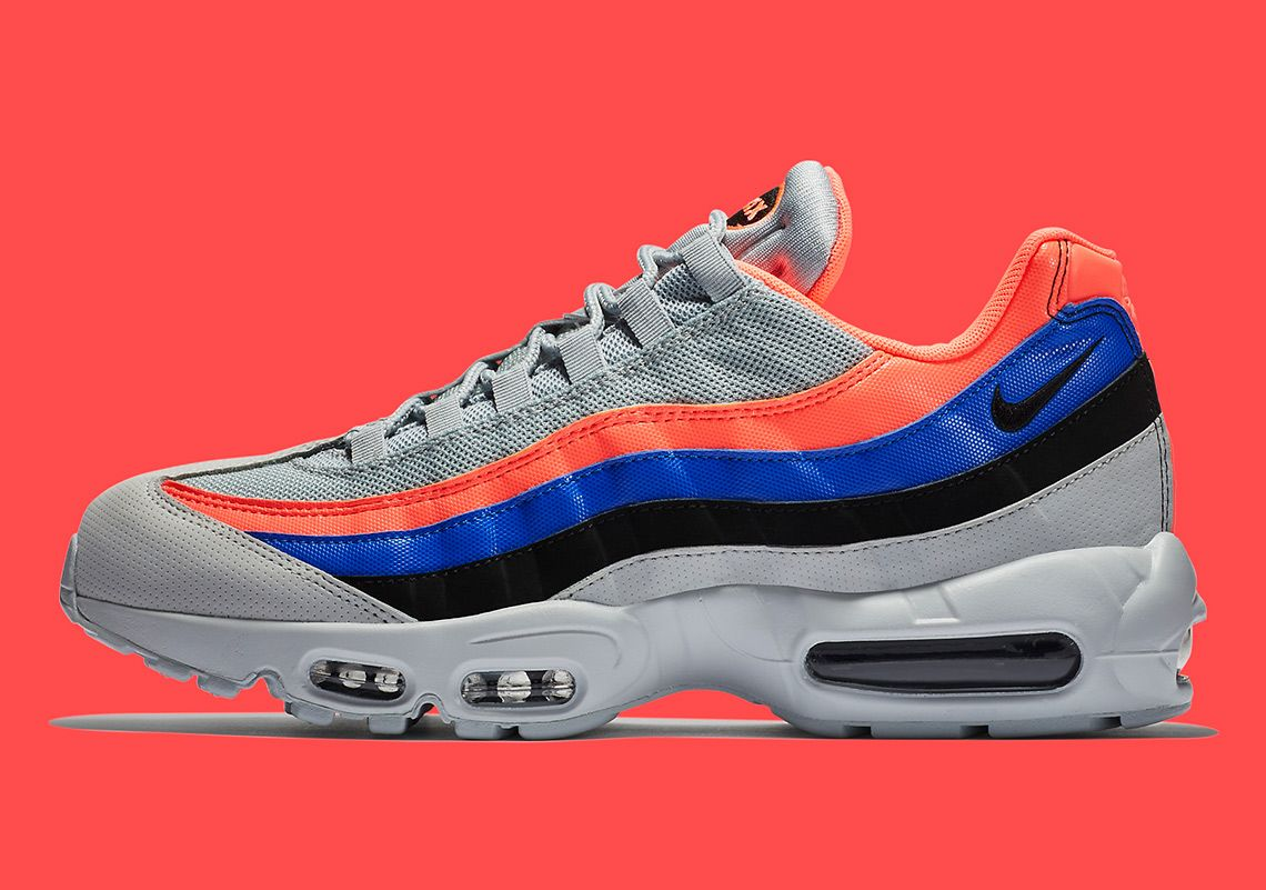 The Nike Air Max 95 Takes On Ultramarine Vibes  ef7ba018c