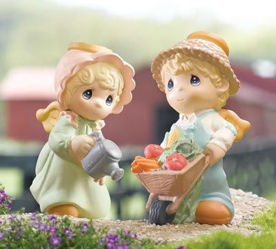 Charming Precious Moments $6, Leaf Table $9 U0026 MORE + Free Shipping ... Leaf TableGarden  StatuesPrecious MomentsSculptures